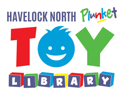 Havelock North Plunket Toy Library Logo
