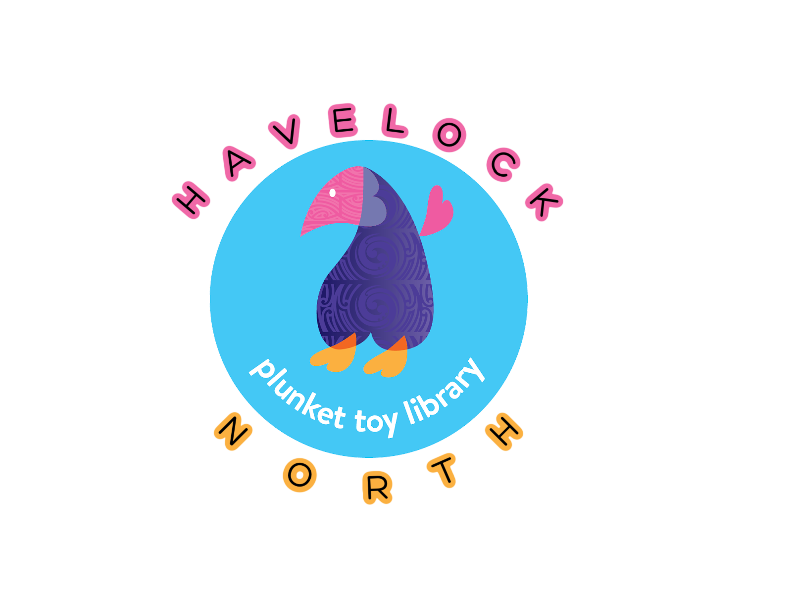 Havelock North Toy Library Logo